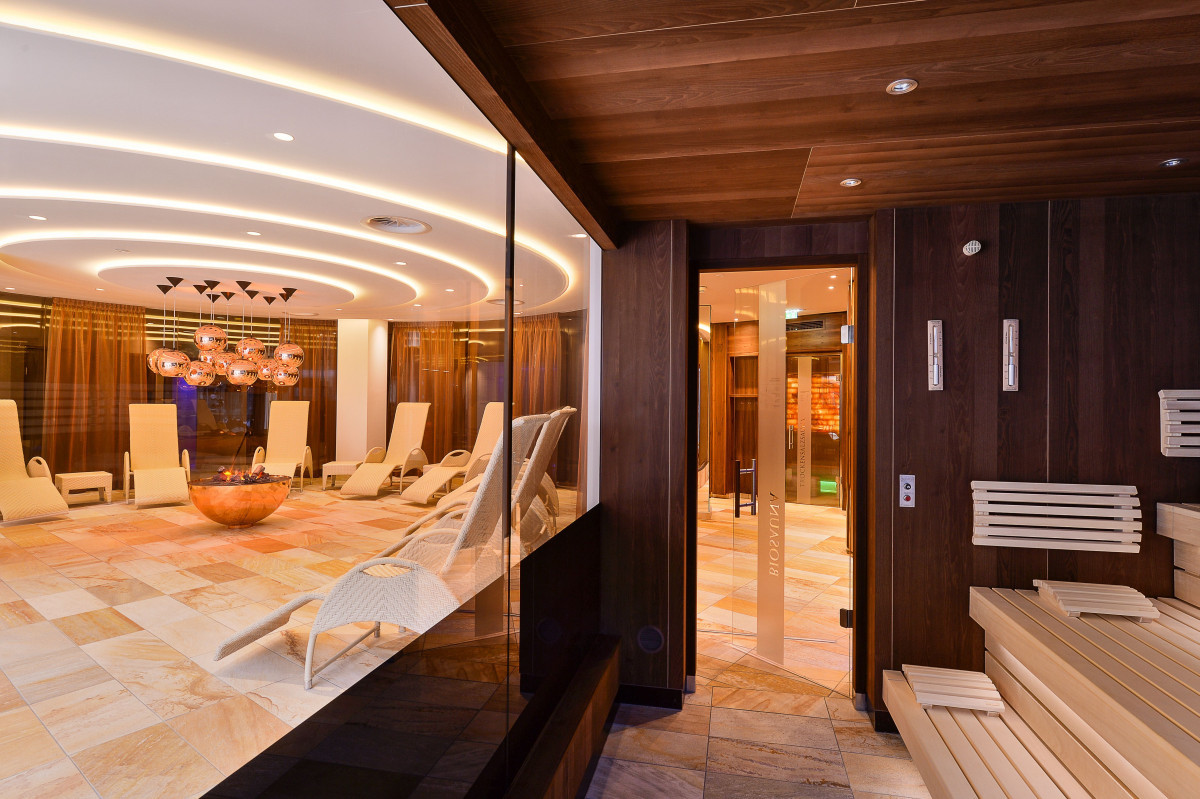 Sauna en wellness