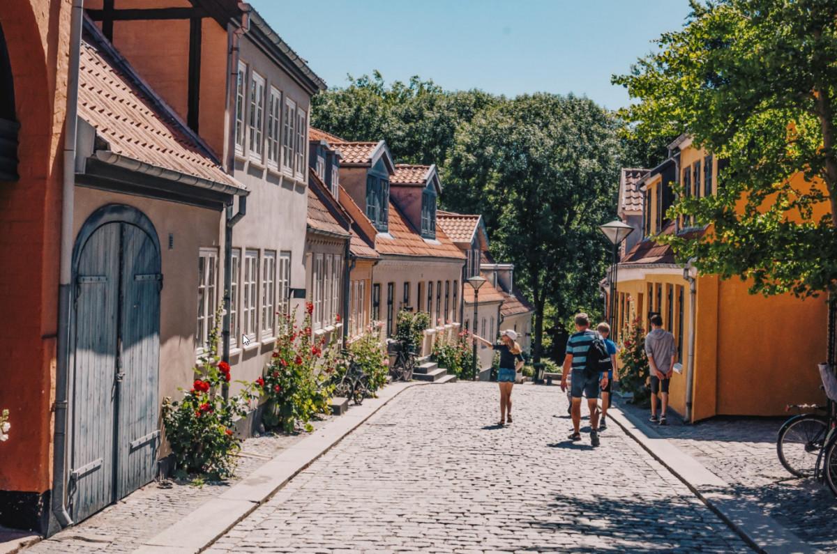 Geniet van een heerlijke vakantie in Denemarken. Denemarken ©VisitOdense