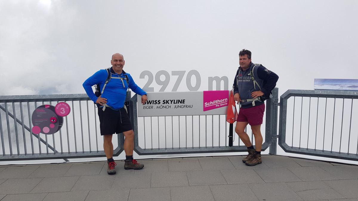 Summit: Schilthorn 2970+